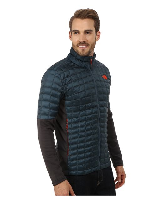The North Face | Blue Momentum Thermoball™ Hybrid Jacket for Men | Lyst
