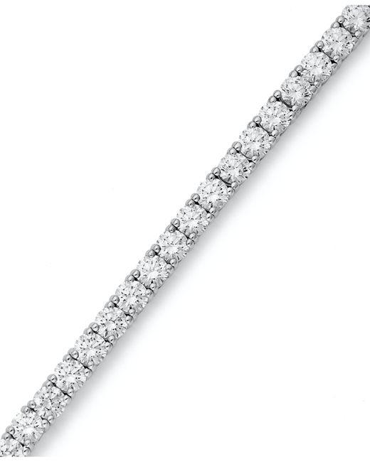 Arabella | Metallic Swarovski Zirconia Tennis Bracelet (20-1/4 Ct. T.w.) | Lyst