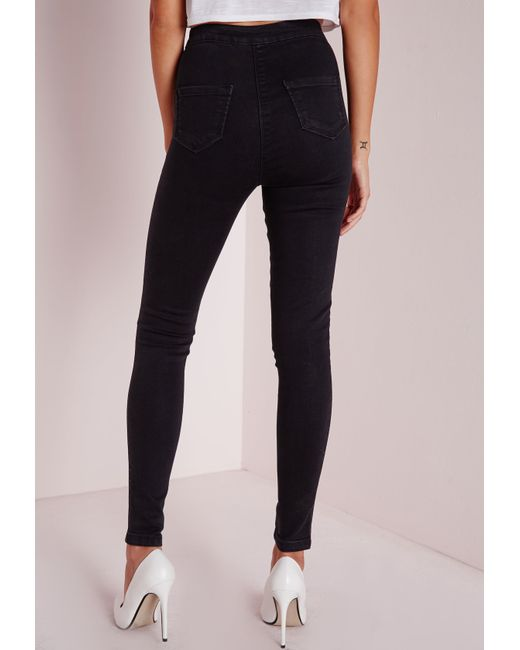 Discover high waisted and super high waisted jeans at ASOS. Shop from a range of skinny, ankle, ripped and flared high waisted jean styles from ASOS. ASOS DESIGN Tall Ridley high waist skinny jeans in flat blue wash. $ ASOS DESIGN Petite Rivington high waisted jeans in black coated. $ Vero Moda Skinny Jeans.