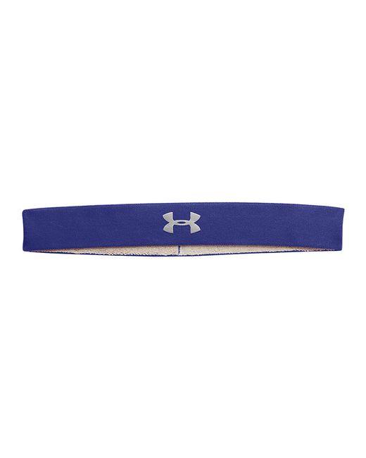 Under Armour | Purple Soft Elastic Headband | Lyst