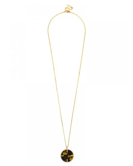 BaubleBar | Metallic Four Points Pendant | Lyst