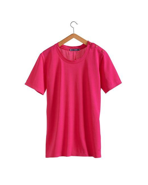 Petit Bateau | Pink Women's Plain Tee | Lyst