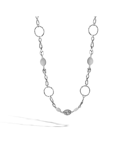 John Hardy | Metallic Link Necklace | Lyst