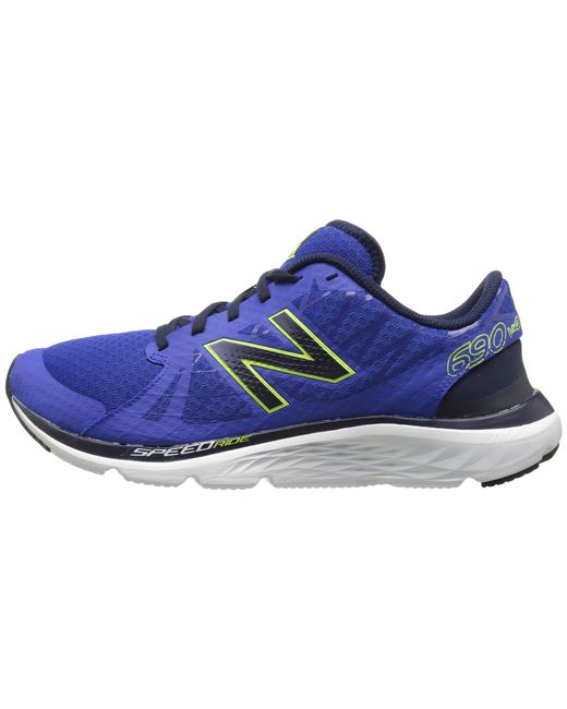 New Balance | Blue M690v4 for Men | Lyst