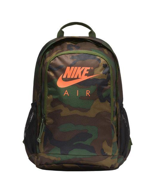 26fbae0edb0 Nike - Black Hayward Futura Aop Backpack for Men - Lyst ...