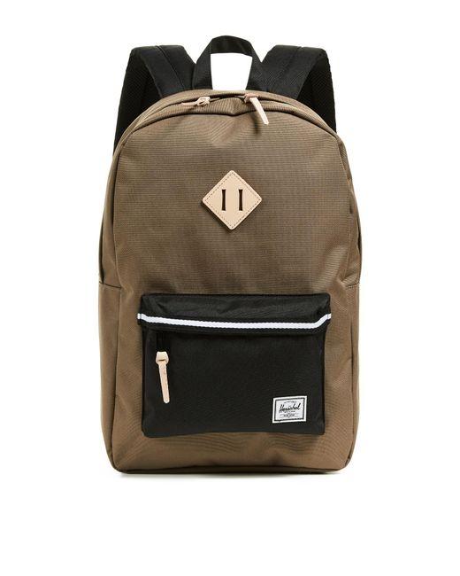 Herschel Supply Co. - Multicolor Offset Heritage Backpack for Men - Lyst