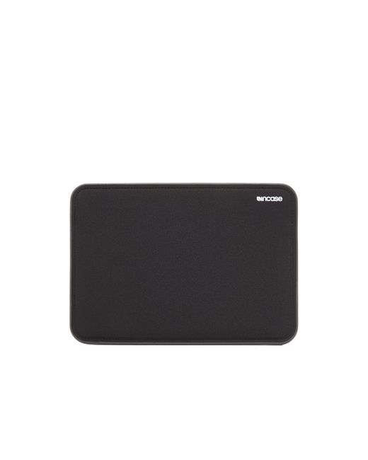 Incase icon 11 macbook air laptop sleeve in black for men for Housse macbook air 13 paul smith