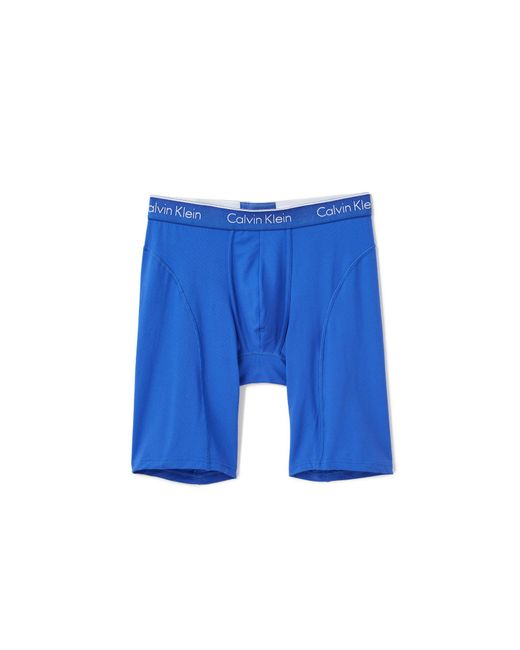 Calvin Klein | Blue Air Fx Micro Cycle Shorts for Men | Lyst