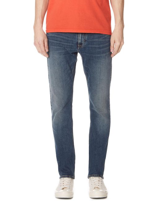 Calvin Klein Jeans - Slim Fred Blue Jeans for Men - Lyst