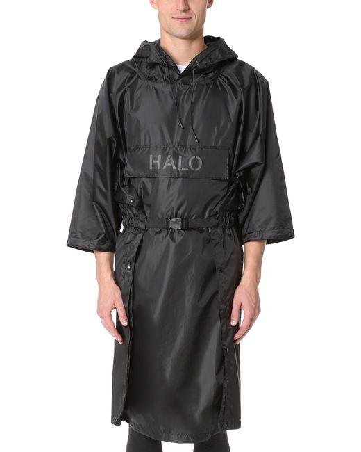 Halo | Black Rain Cover for Men | Lyst