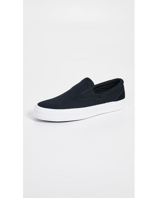 6d2da75cd6cc07 Converse - Black One Star Cc Slip On Psy-kicks Sneakers for Men - Lyst ...