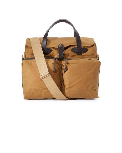 Filson - Multicolor 24 Hour Briefcase for Men - Lyst