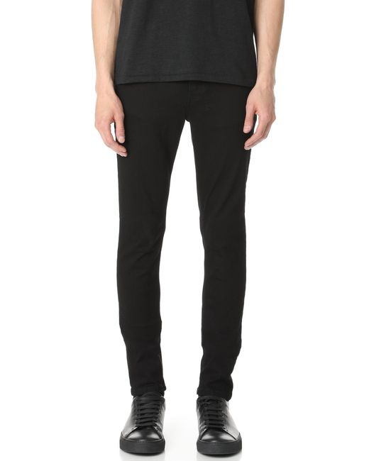 Ksubi - Black Van Jeans for Men - Lyst