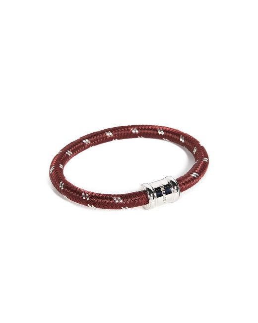 Miansai - Multicolor Single Casing Rope Bracelet for Men - Lyst