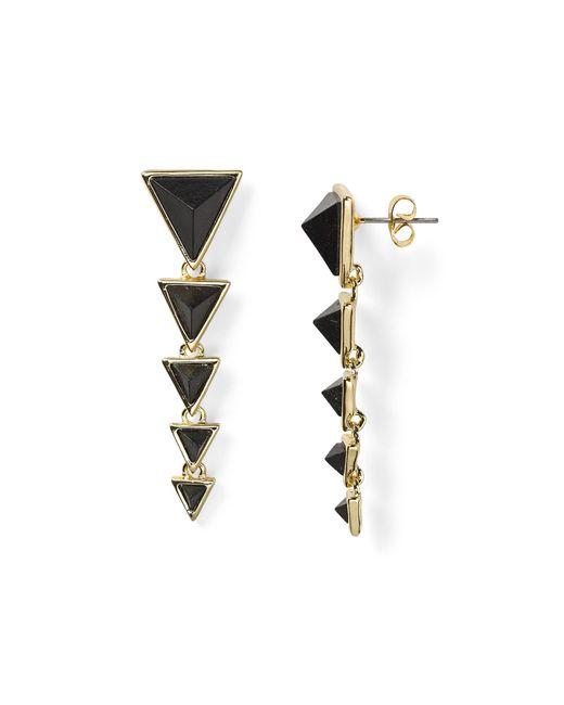 House of Harlow 1960 | Metallic Meteora Drop Earrings | Lyst