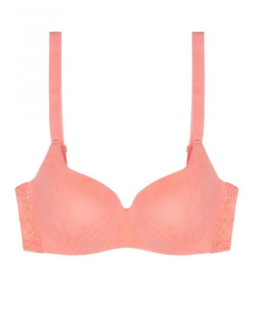 Cosabella   Pink Never Say Never Demie™ Demi Cup Bra   Lyst