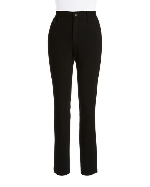NYDJ | Black Petite Solid Jeggings | Lyst