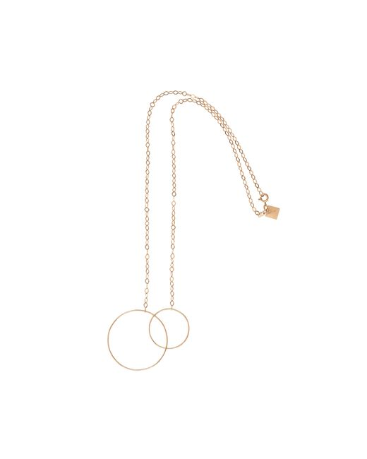 Ginette NY | Metallic Fusion Necklace | Lyst