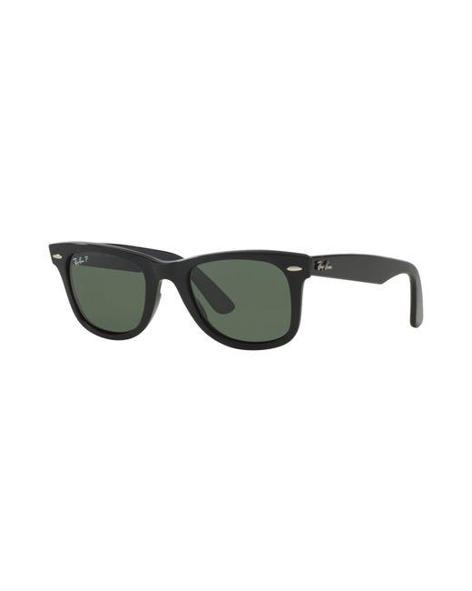e2c75aa3f1 Ray Ban 3217 Black Sunglasses