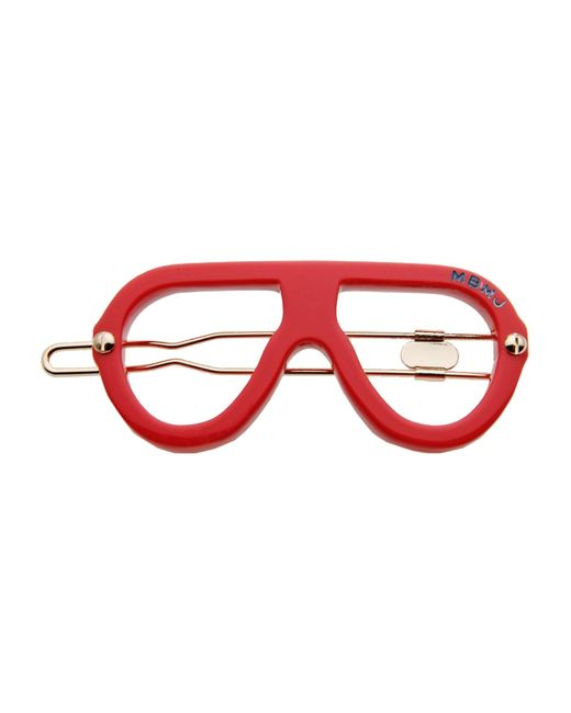 Marc By Marc Jacobs | Red Brooch | Lyst