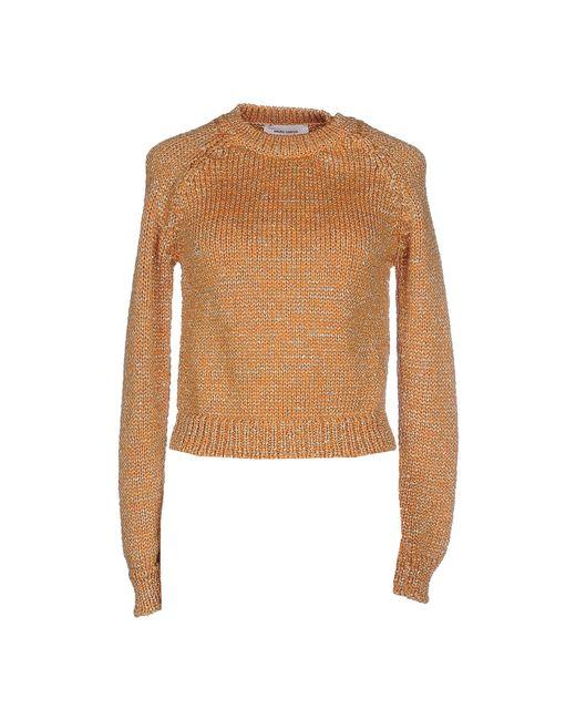 Mauro Grifoni   Orange Sweater   Lyst