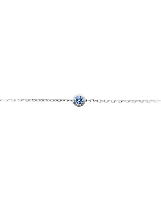 Cartier | Blue Saphirs Légers De 18ct White-gold And Sapphire Bracelet | Lyst