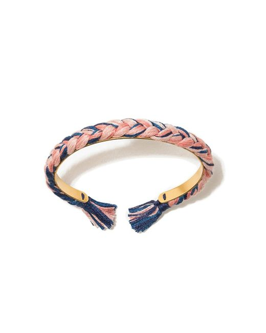 Aurelie Bidermann | Metallic Copacabana Bangle | Lyst