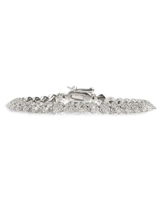 Eddie Borgo | Metallic Pavé Mini Cone Bracelet | Lyst