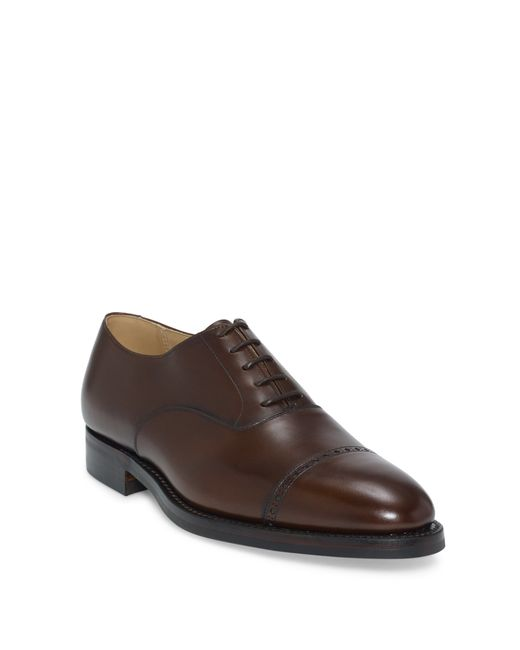 Pink Pony | Brown Rothbury Calfskin Oxford Shoes for Men | Lyst