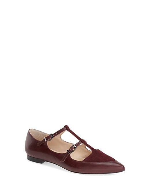 Marc Fisher | Purple 'shane' Flat | Lyst