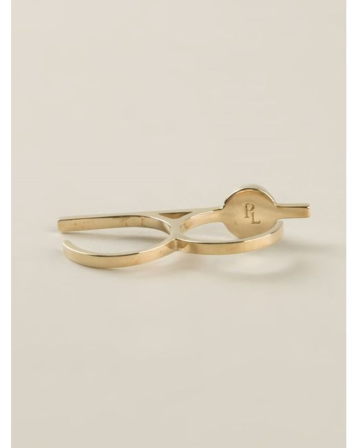 Pamela Love | Metallic 'telepathy' Ring | Lyst