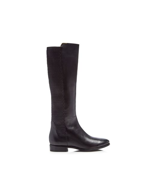 Cole Haan | Black Rockland Tall Boots | Lyst