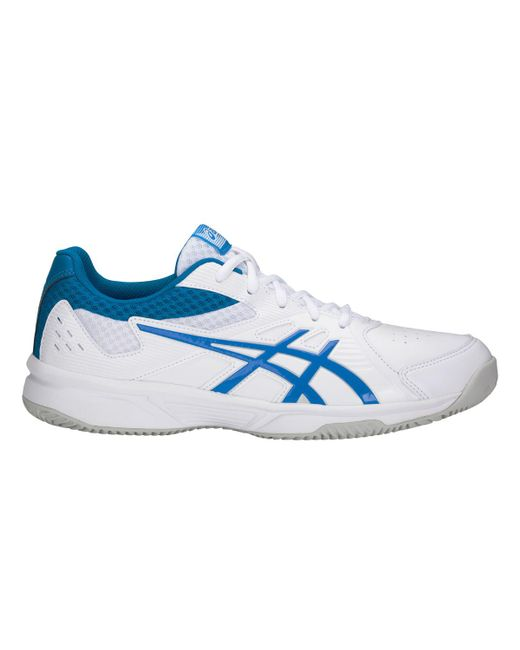6bbe9642357f9 Asics - Blue Court Slide Clay Tennis paddle Tennis Shoes for Men - Lyst ...