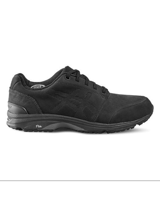 2ddd3ad475ef Asics - Black Gel-odyssey Wr Hiking Shoes for Men - Lyst ...