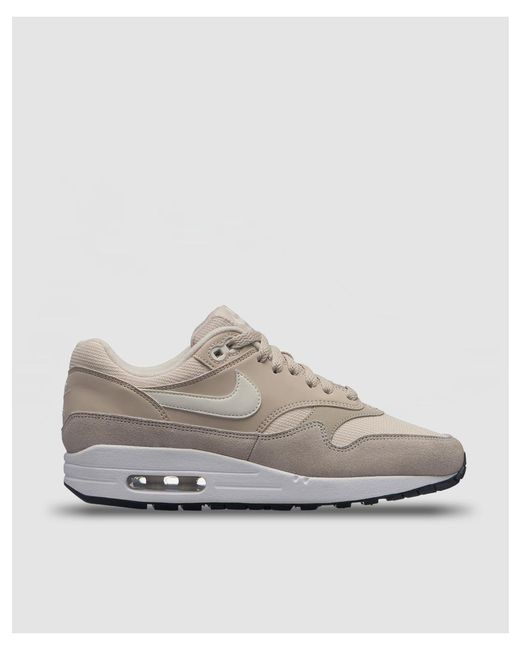 af03b168998 Lyst - Nike Air Max 1 Casual Trainers in Gray