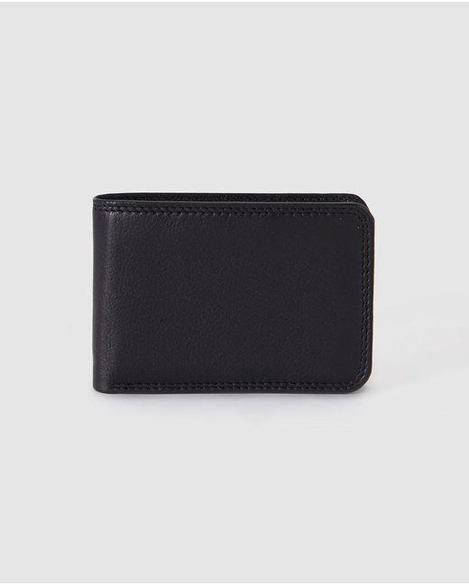 El Corte Inglés - Mens Small Black Wallet With Coin Pocket for Men - Lyst