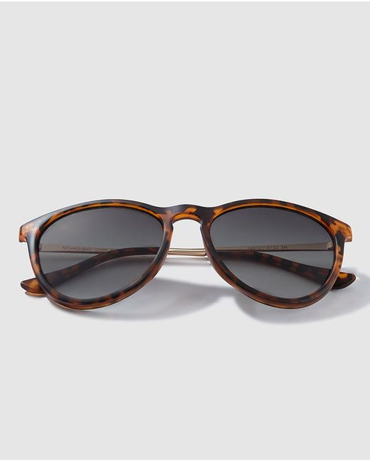 El Corte Inglés - Brown Wo Tortoiseshell Frame Sunglasses - Lyst