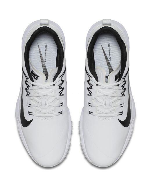 ... Nike - White Lunar Command 2 Wide Golf Shoes for Men - Lyst ... 7983c7513ac