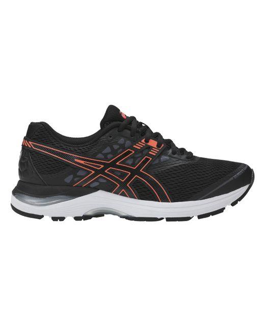Asics | Black Gel-pulse 9 Running Shoes | Lyst
