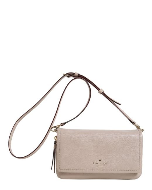 Kate Spade | Multicolor Cooble Hill Taryn Textured Leather Messenger | Lyst