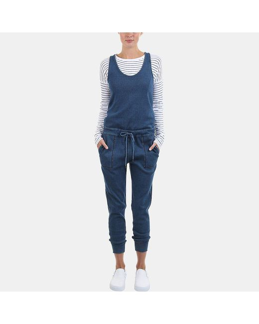 Rag & Bone - Blue Indigo Jumpsuit - Lyst