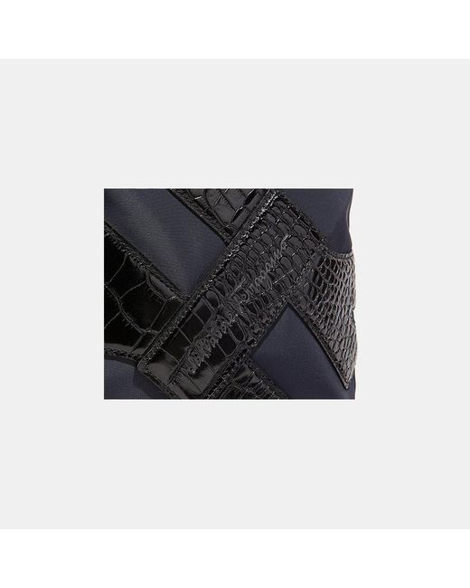 ... Ferragamo - Black Capsule Maxy Slim Nylon Crossbody Bag for Men - Lyst  ... f5b138a6aa5ab