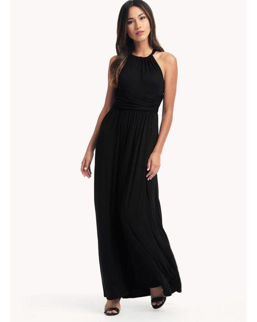 Ella Moss   Black Bella Maxi Dress   Lyst