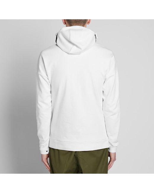 timeless design 148f6 38729 ... Nike - White Nrg Aae 2.0 Hoodie for Men - Lyst ...