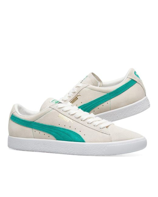 4696abf7134 PUMA Suede Og Premium in White for Men - Save 38% - Lyst
