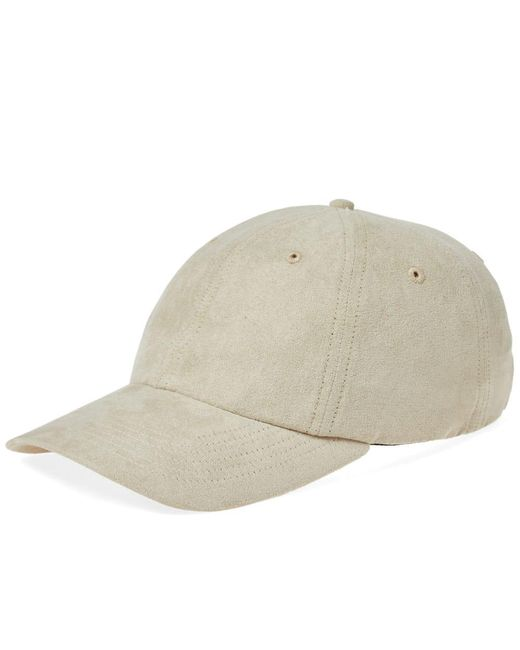 7b11823eb67 Norse Projects - Multicolor Fake Suede Sports Cap for Men - Lyst ...