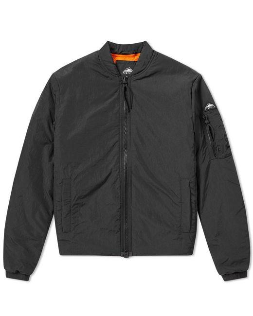 Penfield - Black Cirrus Primaloft Bomber Jacket for Men - Lyst