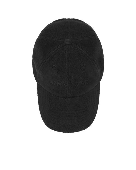 96afc1095e9 ... Know Wave - Black Polartec Fleece Cap for Men - Lyst ...