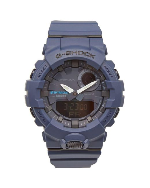 G-Shock - Blue Casio Gba-800-2aer Connected Watch for Men - Lyst