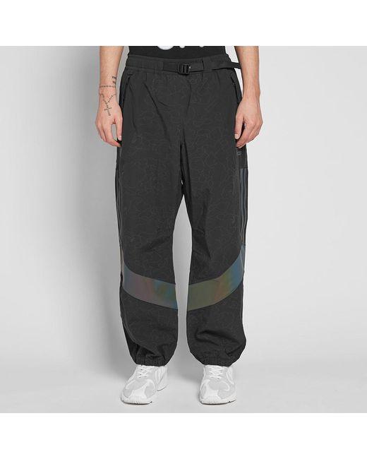 e87a3c45 ... Adidas Originals - Black X Bape Slope Trotter Pant for Men - Lyst ...